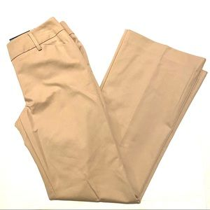NWT Apt. 9 Career Pants Modern Fit Khaki Size 2